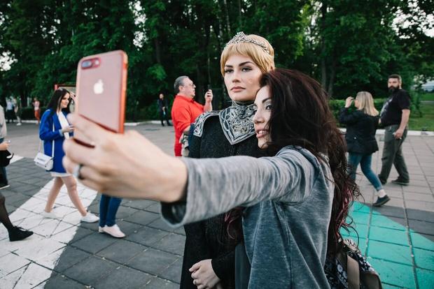 Фото №2 - В Москве прошел финал «Игры престолов»