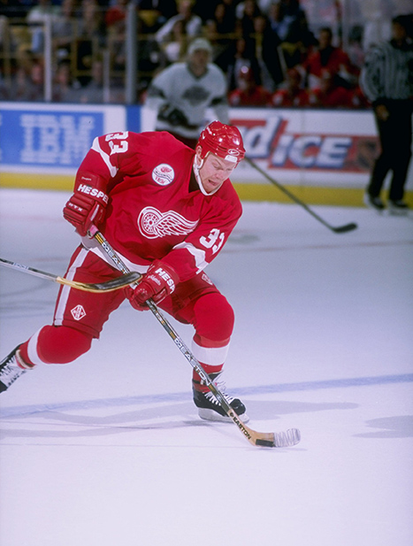 Фото №2 - «Святая месть! Кровь рекой лилась с его лица на лед…» О самой крутой драке в истории хоккея