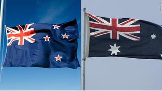 Новая Зеландия обвинила Австралию в краже флага