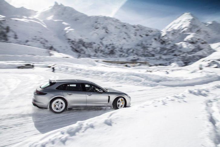 Фото №5 - Porsche Panamera GTS: в спортивной форме