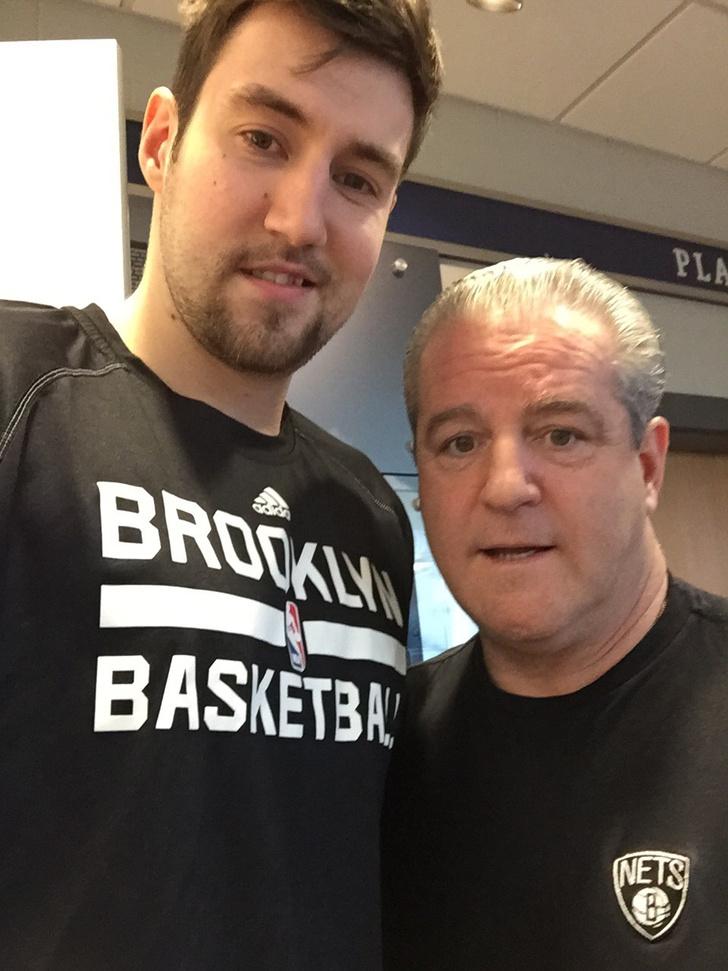 Фото №7 - Один день русского баскетболиста в НБА