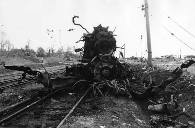 Фото №13 - Самые впечатляющие фото железнодорожных катастроф