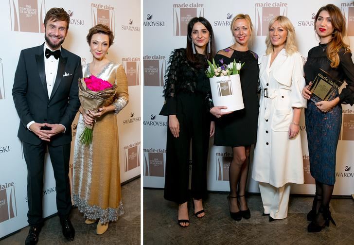 Фото №7 - Marie Claire вручил премию Prix d'Excellence de la Beauté 2017