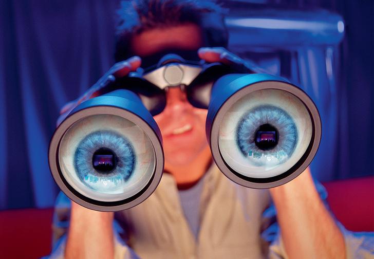 Фото №1 - Сколько мегапикселей вчеловеческом глазу?