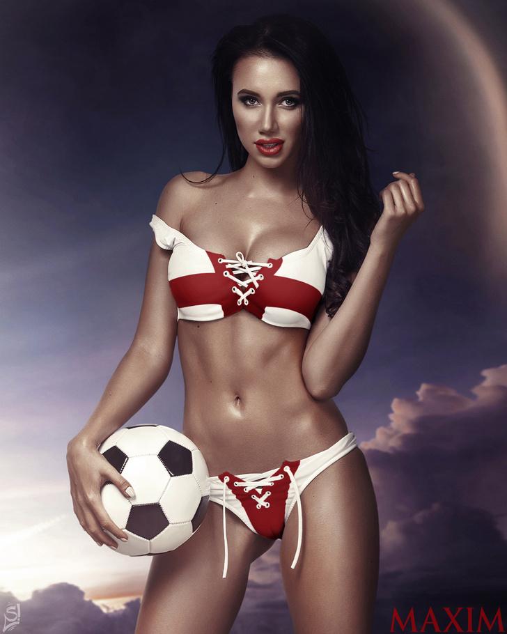 Чемпионат Европы по футболу–2016: краткий обзор команд-участниц группы B — с моделями вместо скучных иллюстраций! Англия