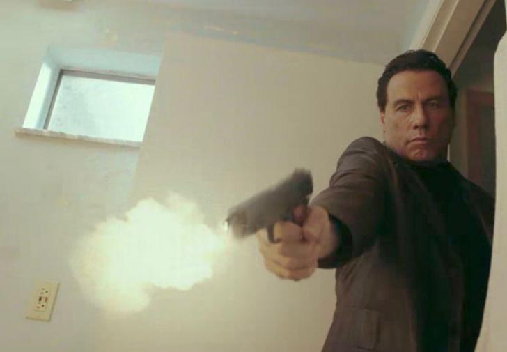 Фото №1 - Джон Траволта стал лидером мафии! Первый трейлер «Кодекса Джона Готти»