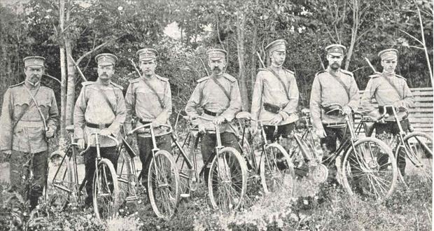 Фото №24 - Непридуманная история велосипедных войск