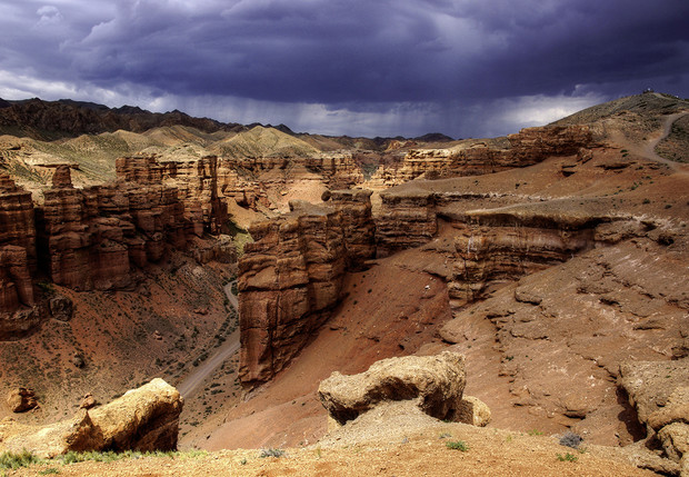 Фото №1 - Осмотр на месте: Чарынский каньон
