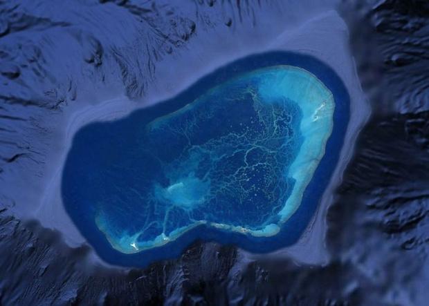 Фото №15 - 20 необычных мест, найденных на Google Earth