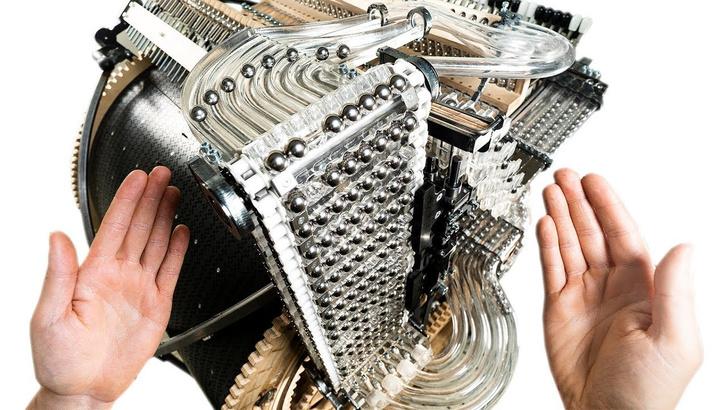 Фото №1 - У самого замысловатого механического музыкального инструмента вышла новая версия (видео)
