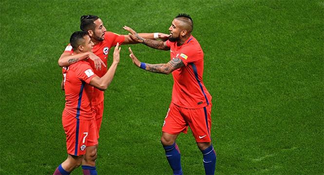 Фото №1 - Чили — Австралия: прогноз на матч Кубка конфедераций