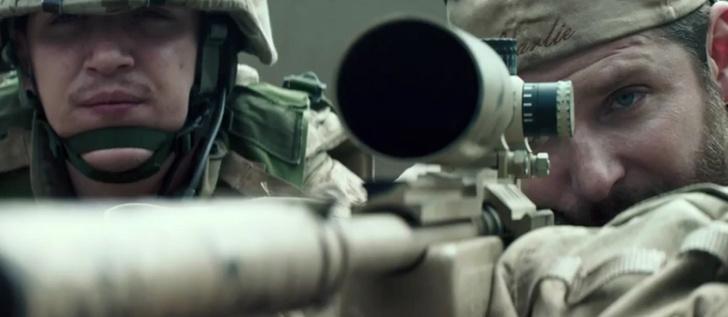 Фото №5 - 5 уроков мужества из фильма «Снайпер»