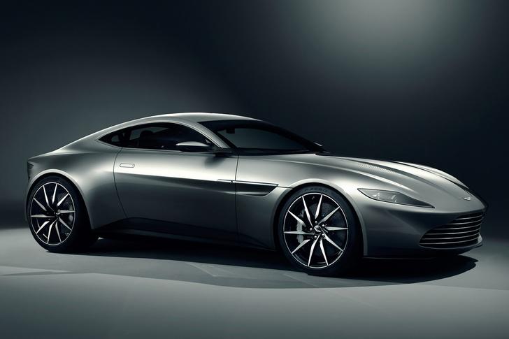 Фото №1 - Новая подружка Джеймса Бонда — cуперкар Aston Martin DB10