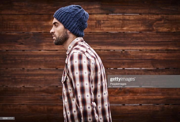 Фото №2 - Парень пожаловался, что его фотографию без разрешения использовали в статье про одинаковую внешность хипстеров, но оказалось, что на фото — не он
