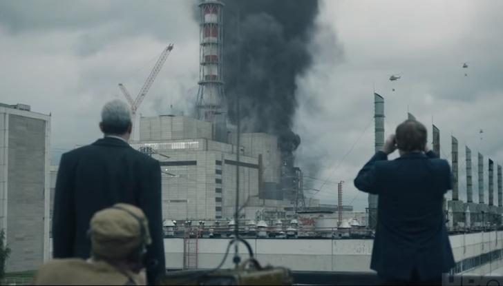 Фото №1 - Первый полноценный трейлер сериала «Чернобыль» от HBO