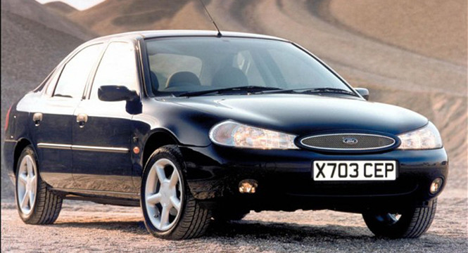 Ford Mondeo 1993-го