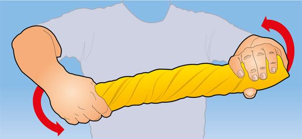 Фото №5 - Как натренировать руки, прилагая минимум усилий