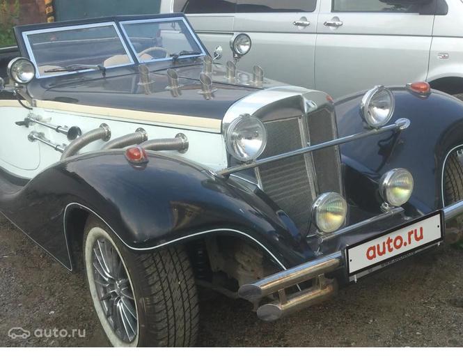 Умелец переделал «Жигули» 1974 года в ретрокабриолет и выставил его на продажу