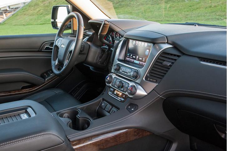 Фото №2 - Chevrolet Tahoe обновился, а ты с ним еще толком не знаком. Исправим!