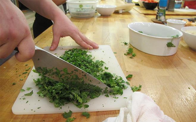Фото №3 - Кулинарная мастерская Just Cook: пир во время вечеринки