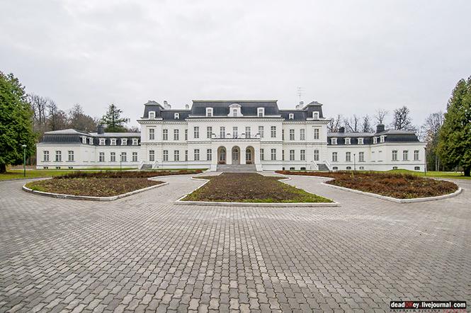 Усадебный дом в Воронове