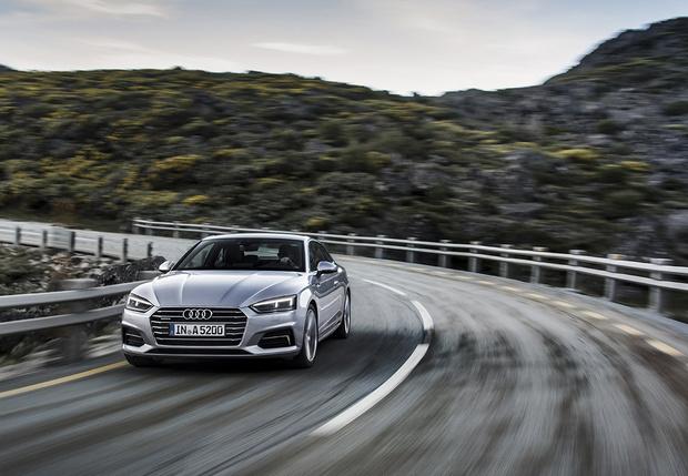 Фото №11 - Пять причин, почему Audi A5 — это пять