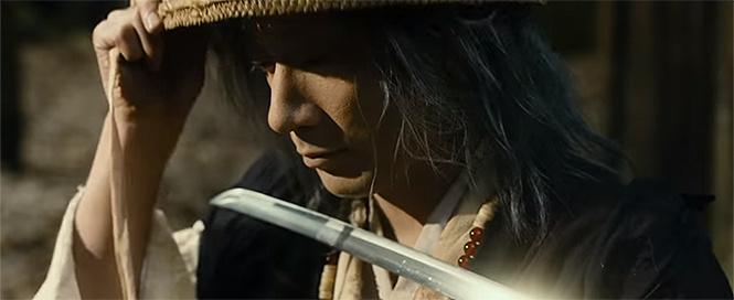 Трейлер сотого фильма Такаси Миике «Клинок бессмертного»