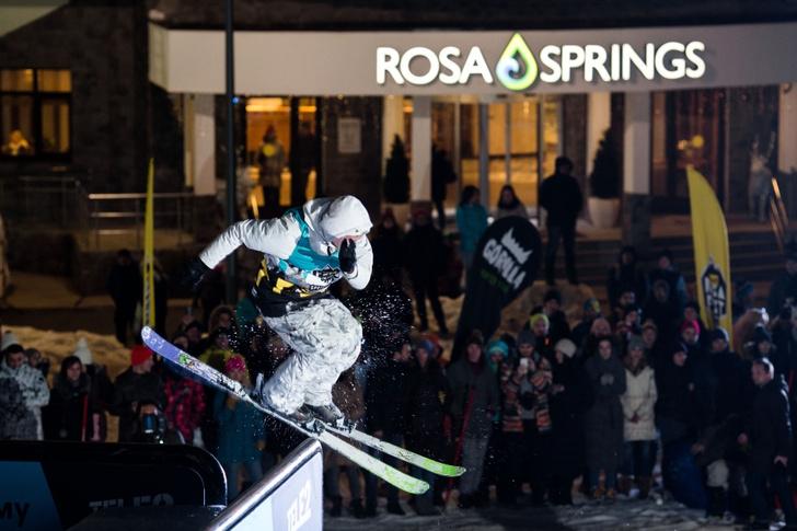 Фото №14 - Самый снежный фестиваль Tinkoff Rosafest 2019: масштабный квест и горячие вечеринки со звездами