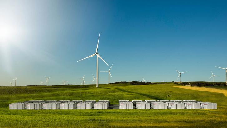 Фото №1 - Элон Маск построил самую большую в мире батарейку и выиграл спор у правительства Австралии