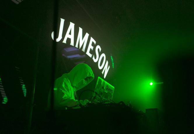 Улицы Дублина на Jameson IrishHood