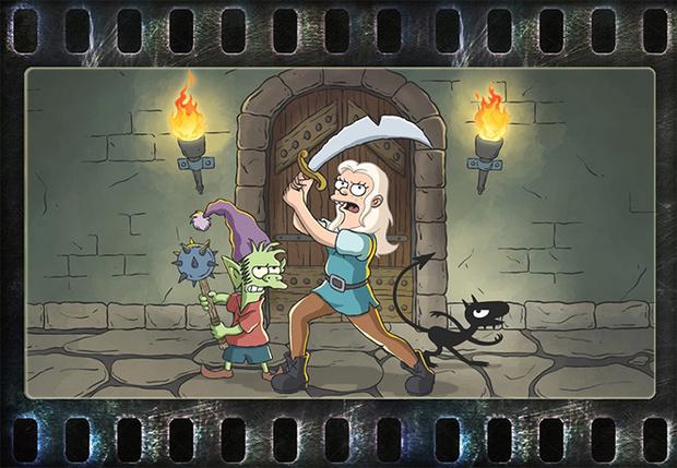 Фото №1 - Анонсирован новый мульт от создателя «Симпсонов» и «Футурамы»