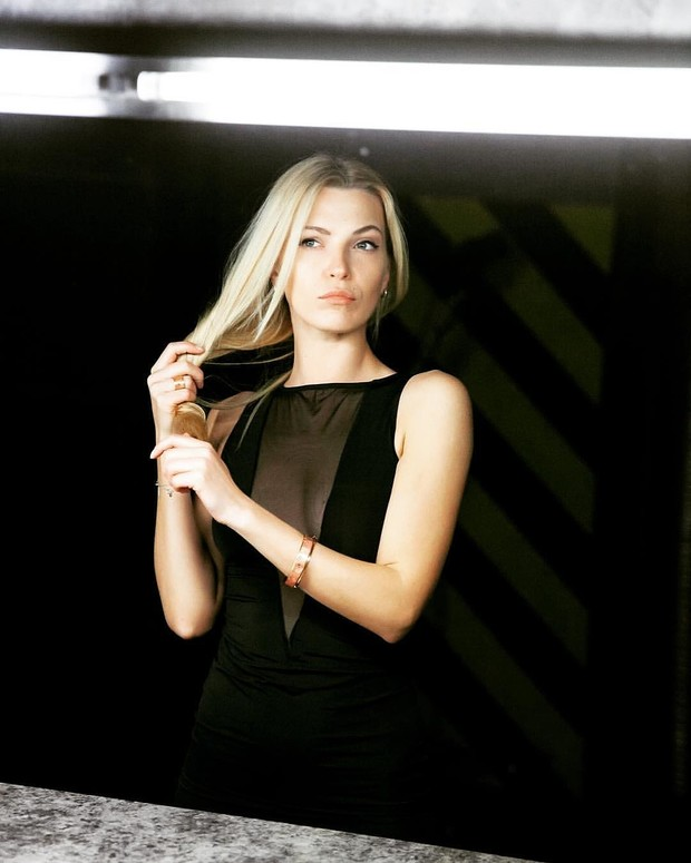 Александра Гушляк