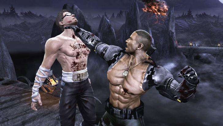 Фото №2 - Mortal Kombat