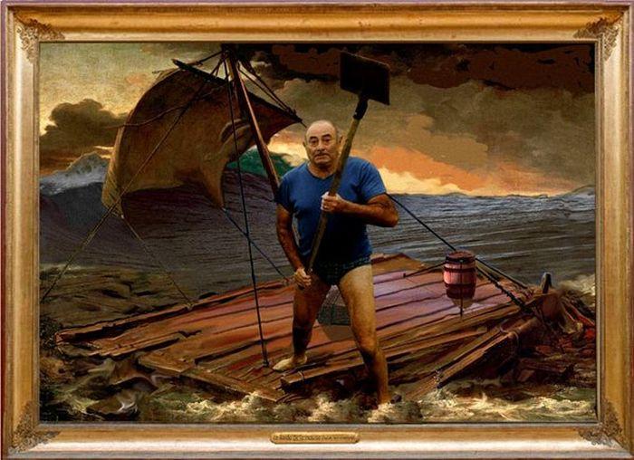 Фото №11 - Герой Интернета: мужик с лопатой и в трусах
