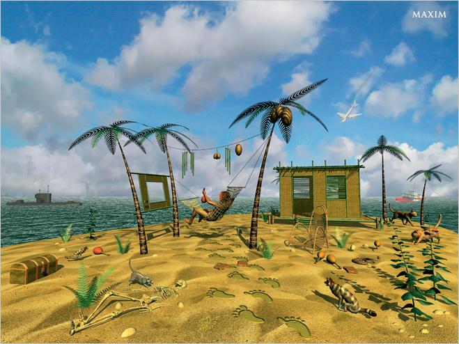 скачать игру про выживание на острове на русском через торрент