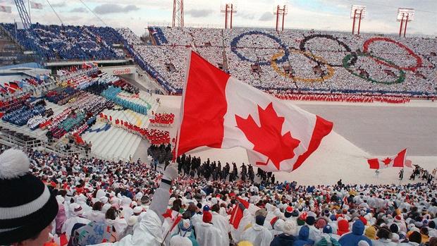 Фото №1 - Жители канадского города Калгари проголосовали против проведения Олимпиады