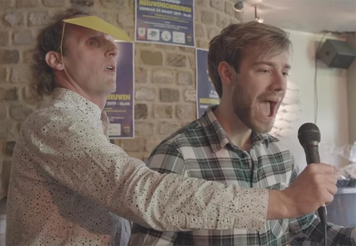 Фото №1 - В Бельгии прошел первый чемпионат Европы по имитации криков чаек (странное видео)