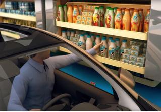 В Дубае появится первый в мире супермаркет для ленивых автомобилистов! (ВИДЕО)