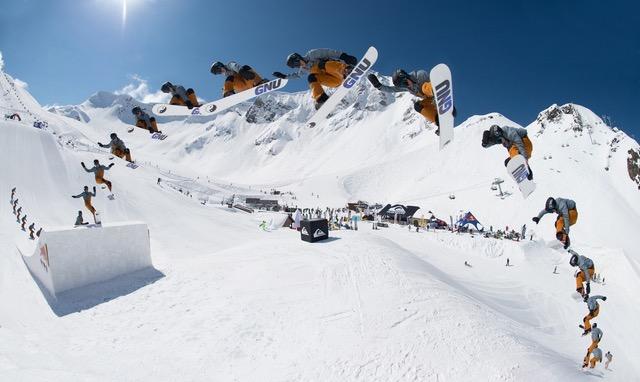Фото №4 - Quiksilver New Star Camp 2017: лагерь веселых сноубордистов стартует совсем скоро