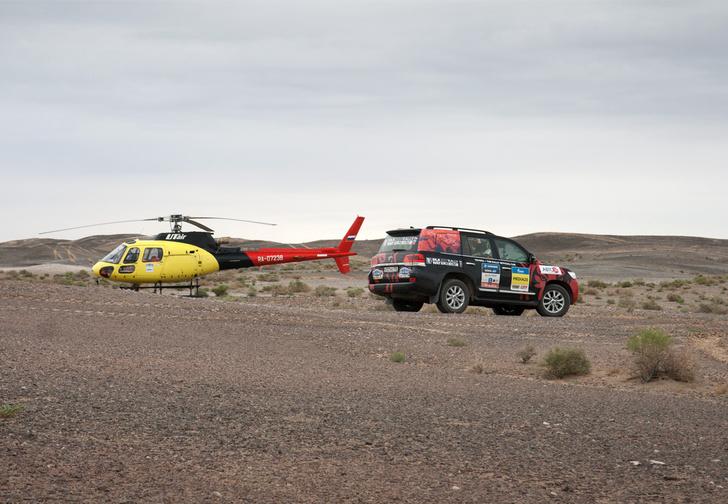 Фото №1 - В пекло и обратно: пытаемся проверить, что умеет Toyota Land Cruiser