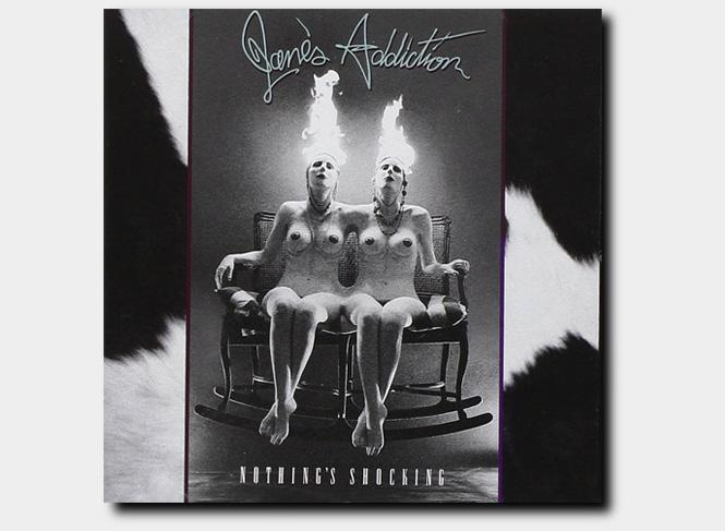 Фото №14 - 35 самых сексуальных обложек рок-альбомов