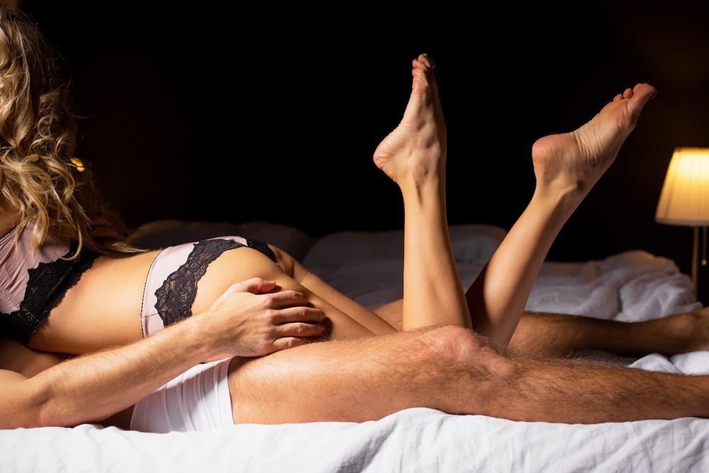Прелюдия и секс