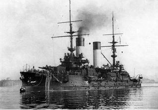 Российские броненосцы против британских рыбаков, крейсера «Аврора» и невидимых миноносцев
