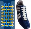 Фото №4 - 6 способов вязать шнурки: лесенкой, бабочкой, решеткой и другими поэтическими и практичными способами