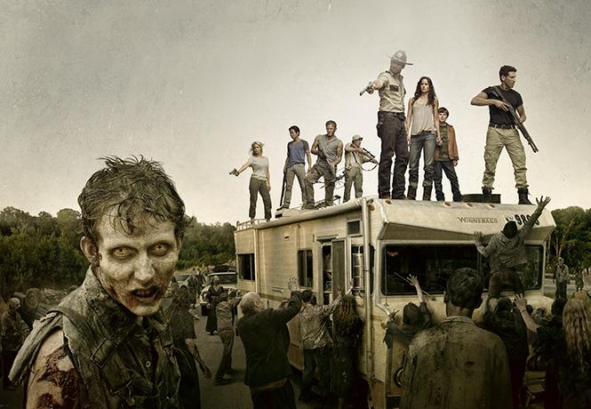 Фото №1 - Тест! Выживешь ли ты в зомби-апокалипсисе?