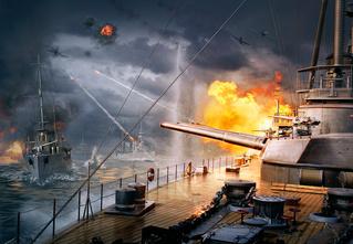 World of Warships: отдать ключи!
