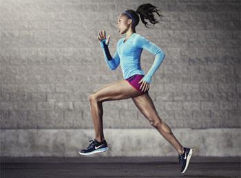 Фото №2 - Мыслящие кроссовки Nike+