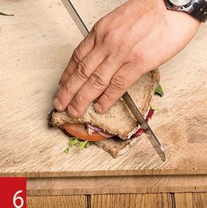 Фото №22 - Маслом внутрь! 4 самых простых мужских сэндвича