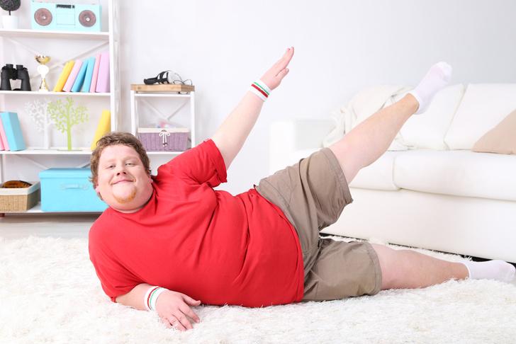 Фото №1 - Сбросить вес сегодня гораздо сложнее, чем 20 лет назад!