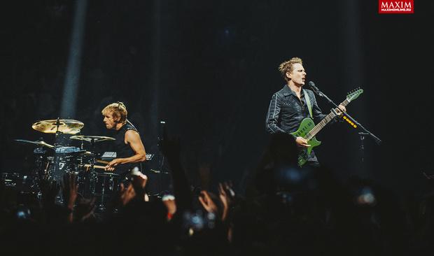 Фото №7 - Тот самый концерт в Москве, на который пришел даже Тилль Линдеманн из Rammstein
